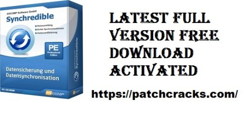 Synchredible Professional 5.308 Crack Key Free Download 2020