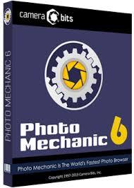 Photo Mechanic 6.0 Build 4851 Crack