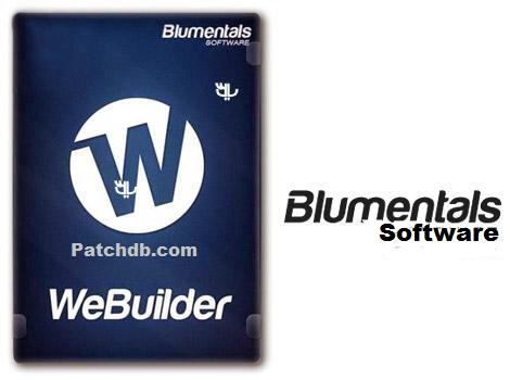 Blumentals WeBuilder