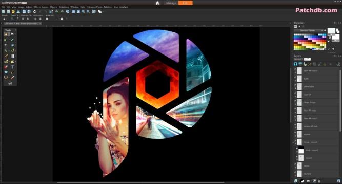 Corel Paintshop Pro 2020 Crack V22 Ultimate Free Download