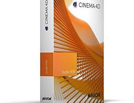 Cinema 4D R19 Crack + Keygen Full Free Download
