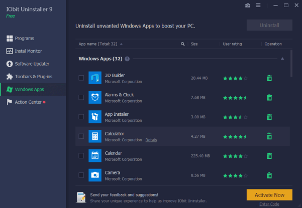 IObit Uninstaller Pro 9.0.2.20 Full version