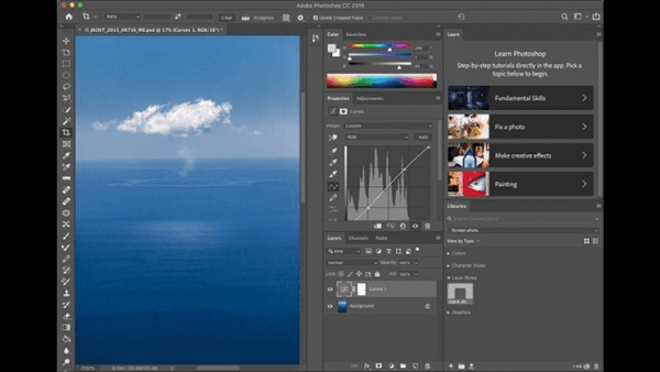 Adobe Photoshop CC Crack 2019