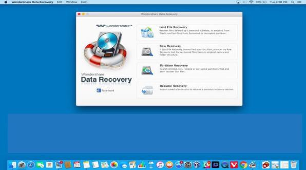 Wondershare Data Recovery 4.0.1 [Keygen CORE]