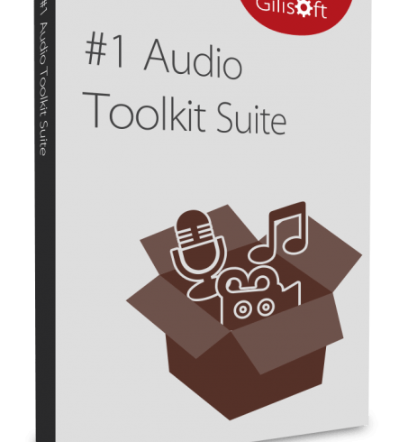 GiliSoft Audio Toolbox Suite 8.0 Crack With Serial Key 2020 Download