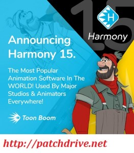 Toon Boom Harmony 15