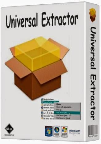 Universal Extractor 1 6 1 20 Final Crack + Setup Free