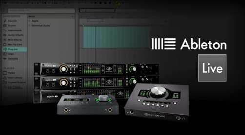 ableton live studio 10