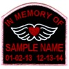 Custom Memory with Wings & Heart