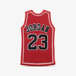 patch bordado adesivo termocolante customização Michel Jordan 23 Chicago Bulls