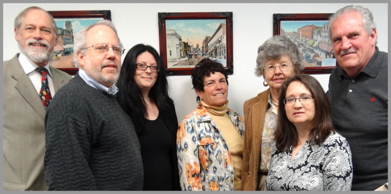 The 2013-2014 Board of Directors for the Greater Patchogue Foundation, Inc.