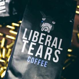 Liberal Tears Coffee Whole Bean 12oz Bag