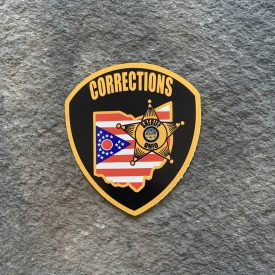Ohio Corrections Officer Vinyl Decal