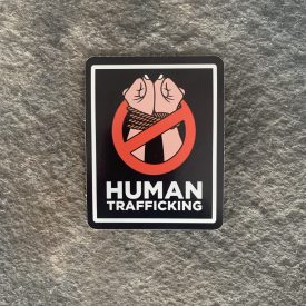 Anti Human Trafficking Vinyl Decal