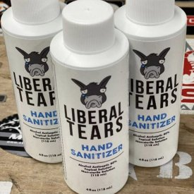 Liberal Tears Hand Sanitizer 4fl oz