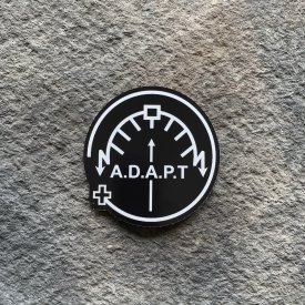 ADAPT- Surround, Occupy & Defend Vinyl Decal