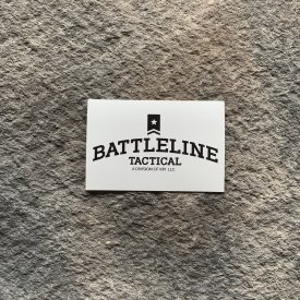 Battleline Tactical Vinyl Decal