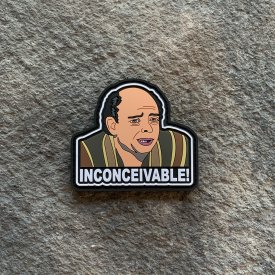 Inconceivable PVC Patch
