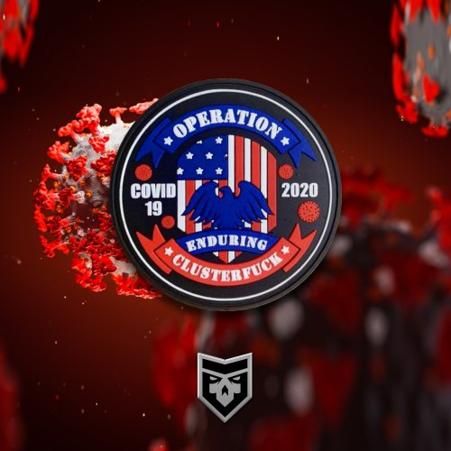 Operation Enduring Clusterfuck PVC Patch