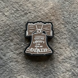 Liberty Bell PVC Patch
