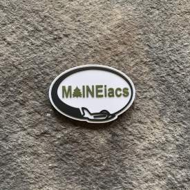 MAINEiacs PVC Patch