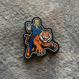 Tiger King PVC Patch