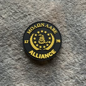 Molon Labe Alliance PVC Patch