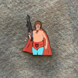 Nacho Libre 240 Vinyl Decal