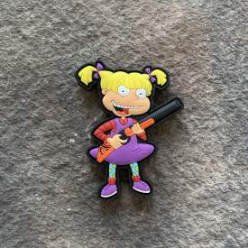 2A Rugrats:  Angelica PVC Patch