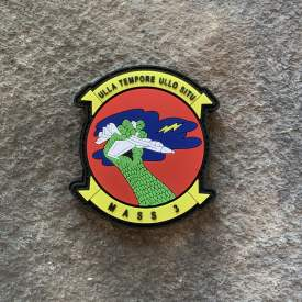 MASS-3 PVC Patch