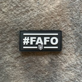 #FAFO PVC Patch
