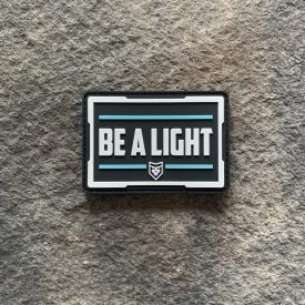 Be a Light PVC Patch