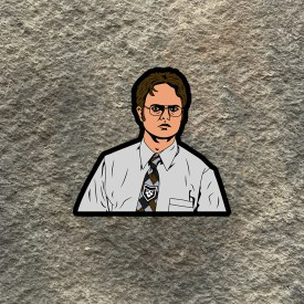 The Office: Dwight Schurte Vinyl Decal