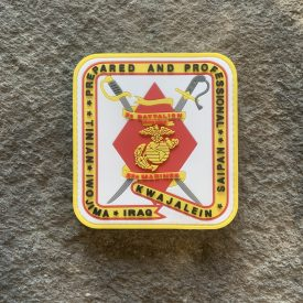2nd Battalion 23rd Marines PVC Patch