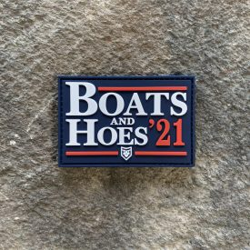 Boats and Hoes '21 PVC Patch