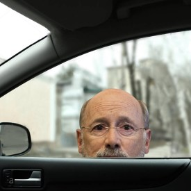 Tom Wolf Window Decal
