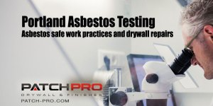 Asbestos testing - Oregon Law