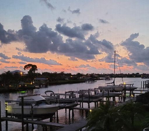 Sunset - Apollo Beach FL