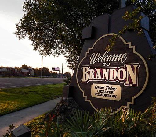 Welcome to Brandon Florida