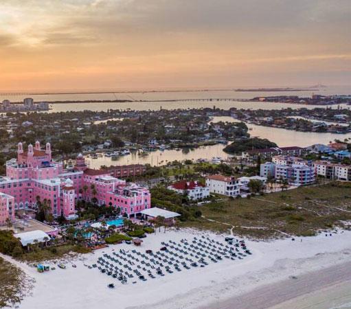 St. Petersburg, Florida - Beach