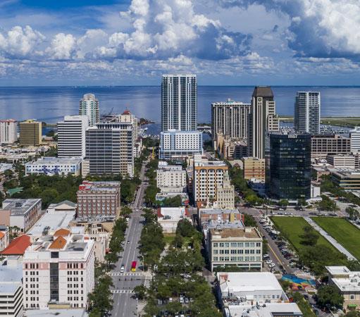 Downtown - St. Petersburg Florida