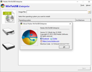 WinToUSB Enterprise 6.1 Free Crack Latest Version [2020]