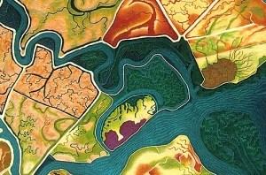 patchwork et Nature deux alliés aux super pouvoirs