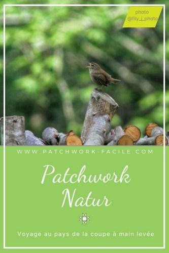 Patchwork Natur le patchwork libéré