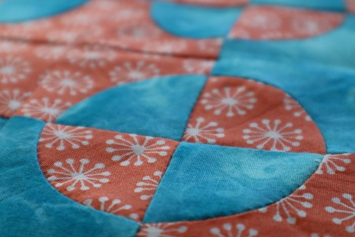 comment coudre des arrondis en patchwork