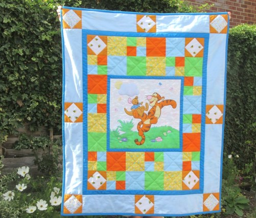 Roo Quilt by Allison Reid
