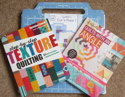 Patchwork and Quilting Gifts by Allison Reid