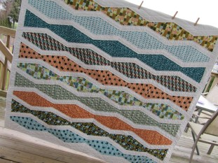 New wawe quilt