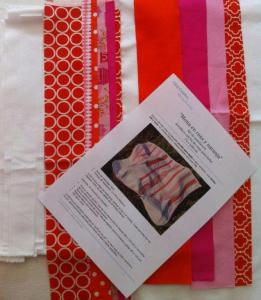 kit de patwchork infantil arrullo colcha de cuna