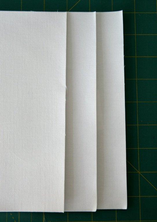 Hojas de tela para imprimir percal de algodón